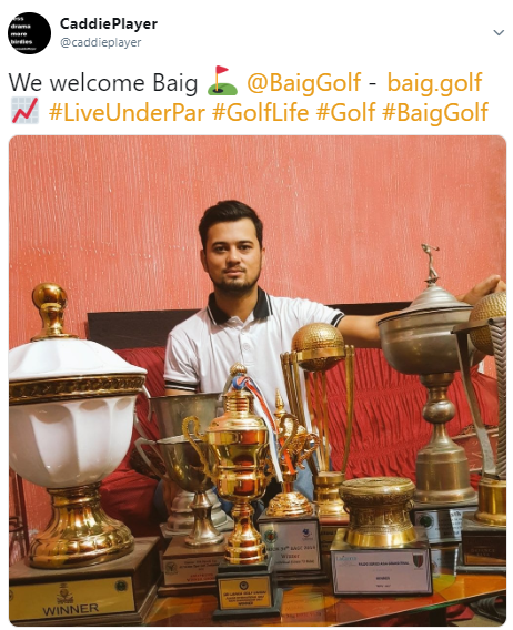 BaigGolfTweet