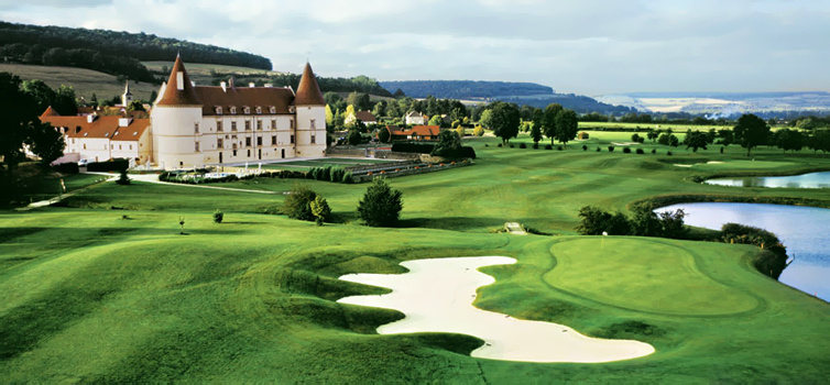 Chateau de Chailly Hotel Golf8
